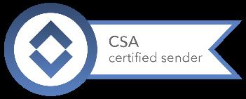 Kennen Sie eigentlich die Certified Senders Alliance (CSA)?