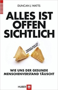Buchcover Cover Buch Alles ist offensichtlich Influencer Marketing