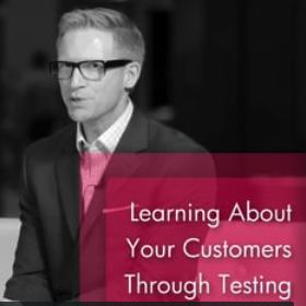 Video: Kunden kennen lernen durch Tests