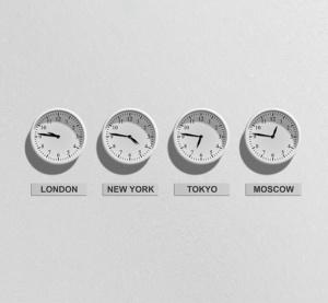 Symbolbild Uhren - Realtime Content