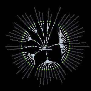 Visualisierung Ergebnisse AnswerThePublic