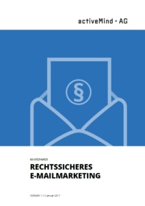 activemind Whitepaper Rechtssicheres E-Mailmarketing
