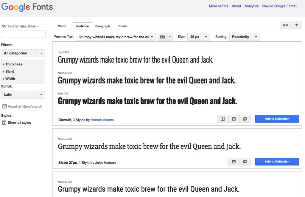 Schöne Schriften –Webfonts in E-Mails