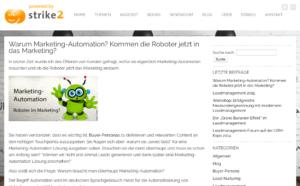 Screenshot-Website-Leadmanagement