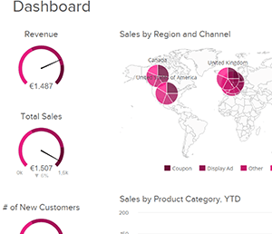 Enterprise Interactive Dashboard