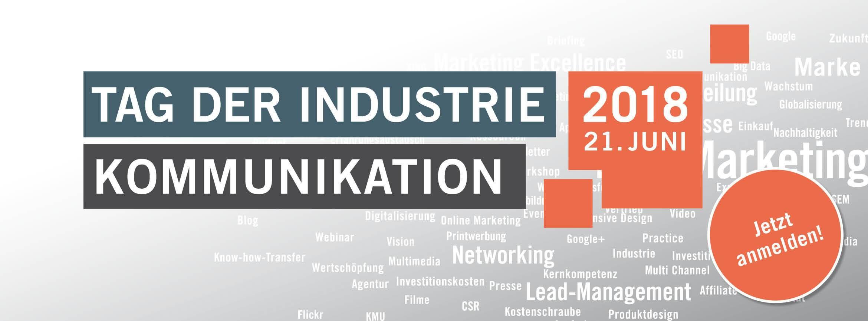 Tag der Industriekommunikation 2018