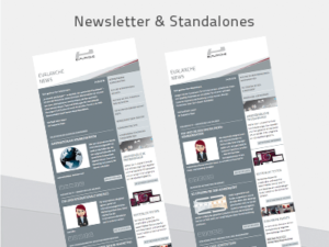 Content Marketing Format Newsletter