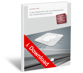 E-Book Rechtskonformes E-Mail Marketing