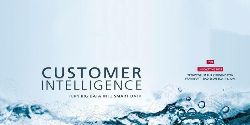 Innovative 2018 – Trendforum für Kundendaten