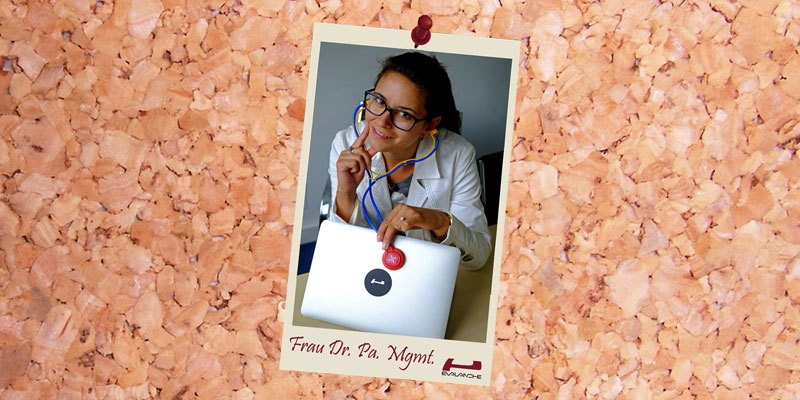 "Was macht eigentlich eine ""Frau Dr. Pa. Mgmt.""?"