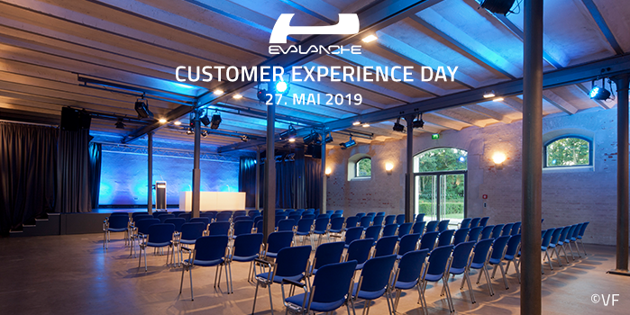 Evalanche Customer Experience Day 2019