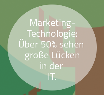 Marketing-Automation-Studie 2019 Technologien