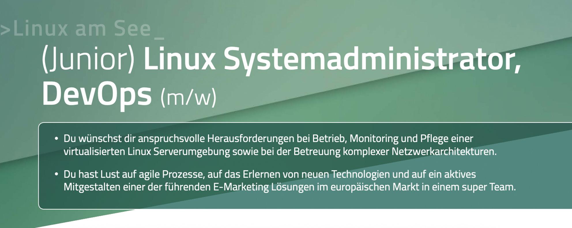 junior-linux-systemadministrator-devops-starnberg