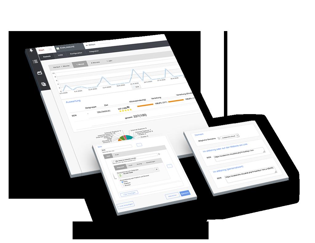 Personalisierung mit Smartlinks
