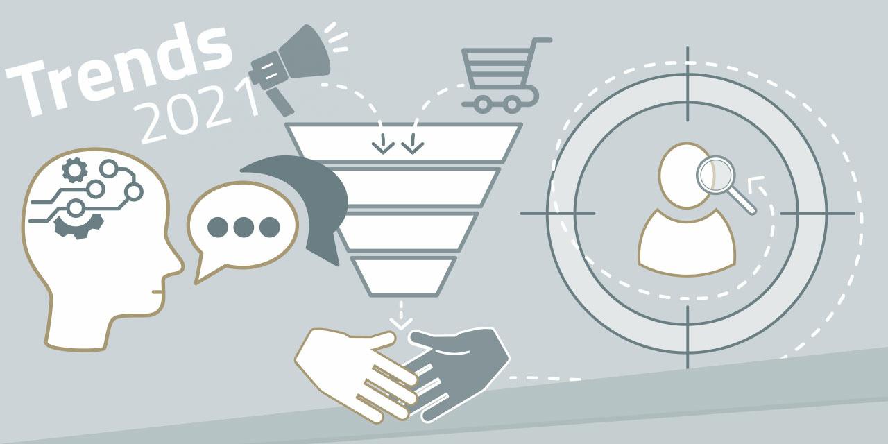 Das sind die B2B Marketing Trends 2021