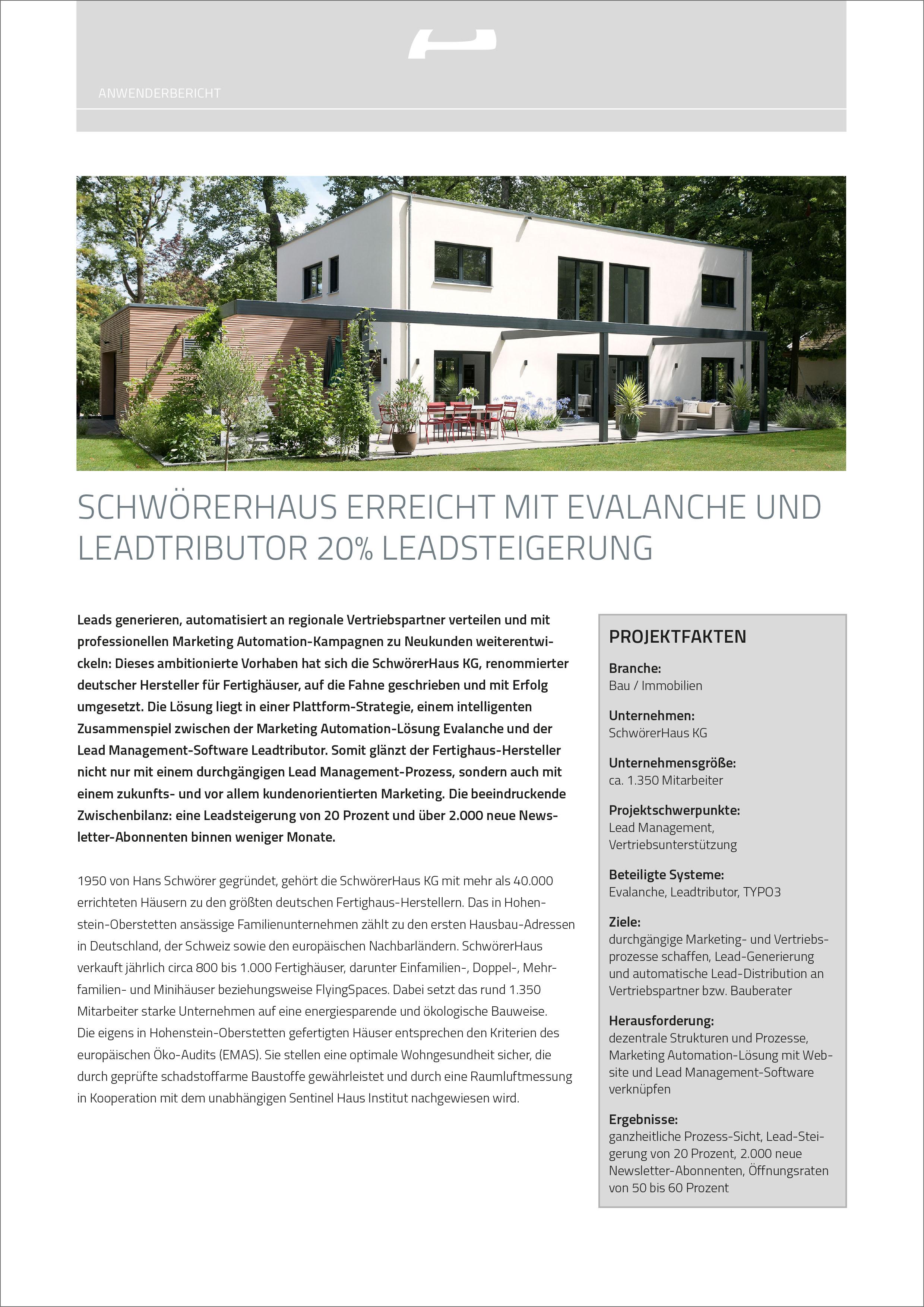 PDF Anwenderbericht SchwörerHaus