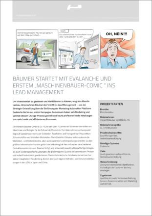 Anwenderbericht mit Bäumer PDF