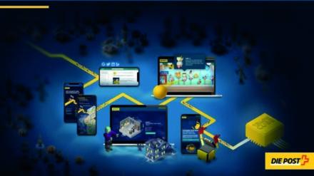 Auszug aus dem Customer Journey Mapping zu YellowCube, der logistischen Komplettlösung für den Distanzhandel.