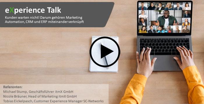 Partner-Webinare mit itmx