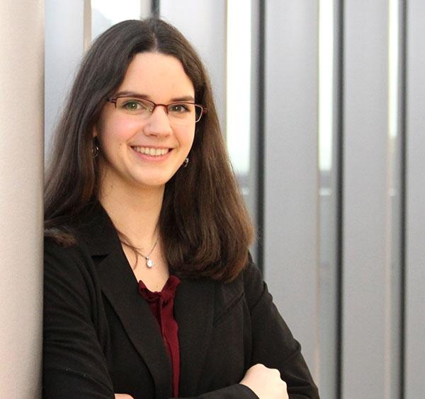 Eva Neuhaus, Managerin für Vertriebsprojekte und Kampagnen bei der Mainova AG. (Quelle: Mainova)